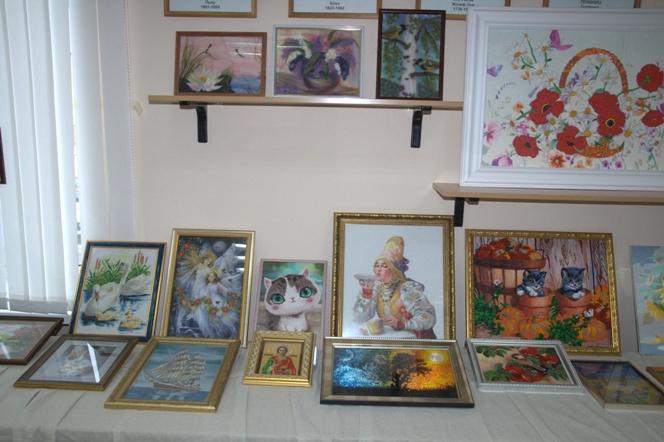 Выставка прикладного творчества